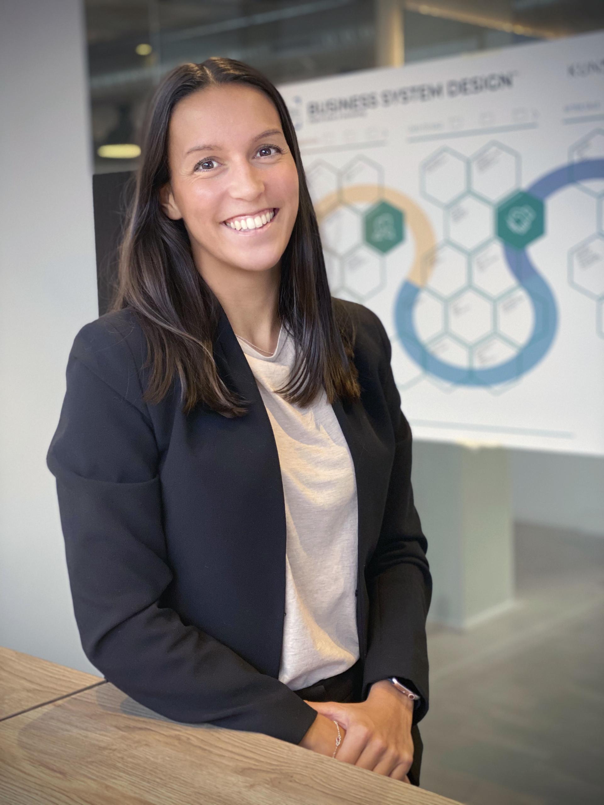 Yasmine Ströberg, marknadschef Tara Pac