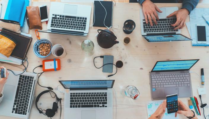 Digital arbetsplats